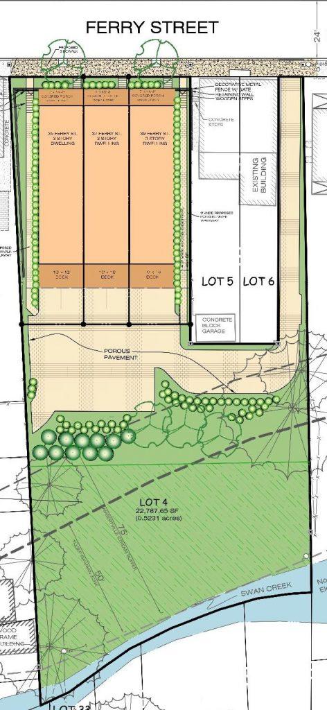 Site Plan - Color