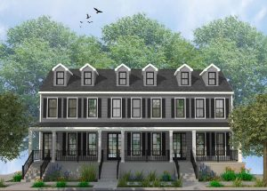 New Construction TownHome At Ferry